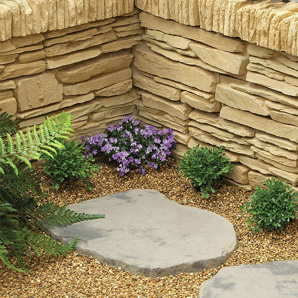 Walling Features