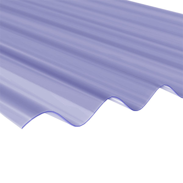PVC Corrugated Sheets